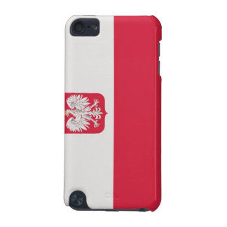 Poland Flag Polska iPod touch Case