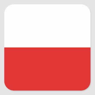 Poland Flag Sticker