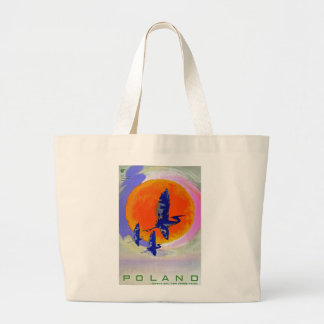 Poland Jumbo Tote Bag