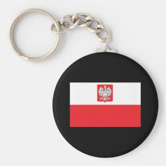 Poland Key Ring