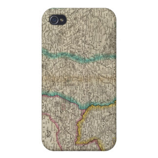 Poland, Lithuania iPhone 4/4S Cover