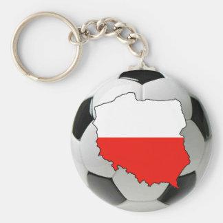 Poland national team key ring