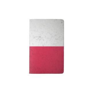 Poland Pocket Moleskine Notebook