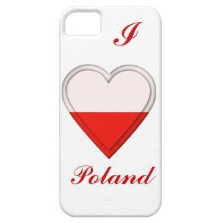Poland Polish flag Case For The iPhone 5