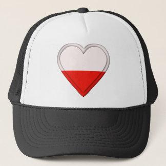 Poland Polish flag Trucker Hat
