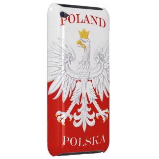 Poland Polska iPod Touch Case-Mate Barely There™ Case-Mate iPod Touch Case