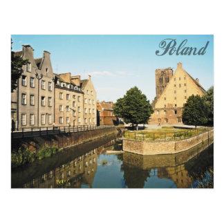 Poland Postcard