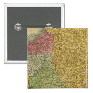 Poland, Prussia 15 Cm Square Badge