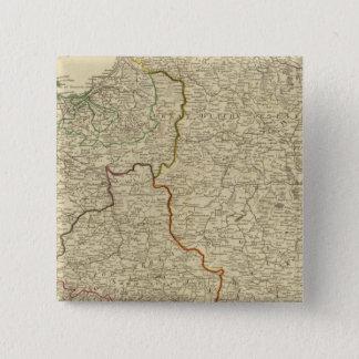 Poland, Prussia 3 15 Cm Square Badge