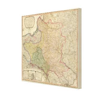 Poland, Prussia 3 Canvas Print
