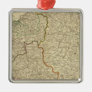 Poland, Prussia 3 Christmas Ornament