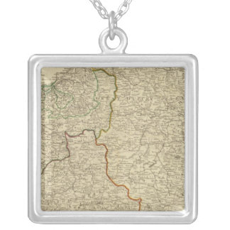 Poland, Prussia 3 Silver Plated Necklace