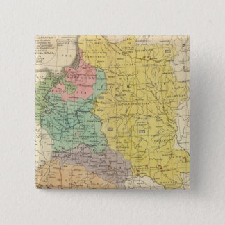 Poland, Prussia, and Hungary 15 Cm Square Badge
