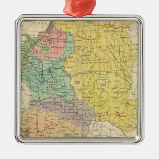 Poland, Prussia, and Hungary Christmas Ornament