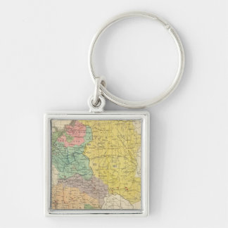 Poland, Prussia, and Hungary Key Ring