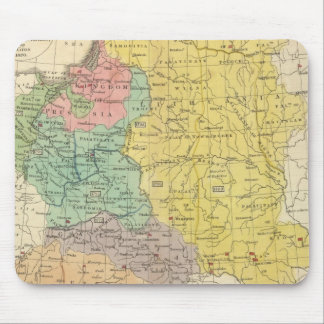Poland, Prussia, and Hungary Mouse Mat