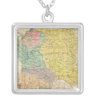 Poland, Prussia, and Hungary Silver Plated Necklace