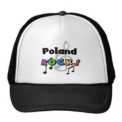 Poland Rocks Trucker Hat