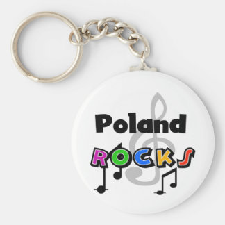 Poland Rocks Key Chains