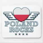 Poland Rocks v2 Mouse Mat