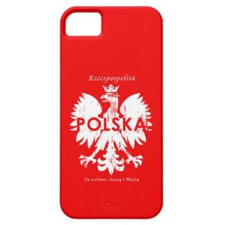 Poland Rzeczpospolita Polska Polish Eagle Emblem iPhone 5 Case
