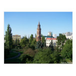 Poland Scenic Postcard