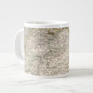 Poland, Slovakia Large Coffee Mug
