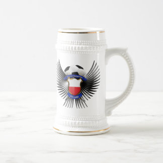 Poland Soccer Champions Coffee Mug