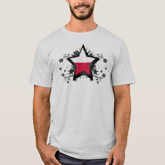 Poland Star T-Shirt