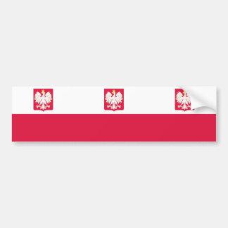 Poland (State), Poland Bumper Sticker