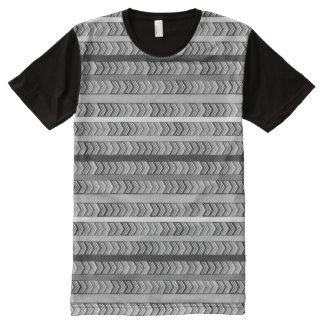 Polar Arrows All-Over Print T-Shirt