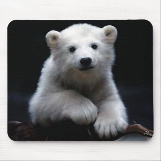 Polar Baby Mouse Pad