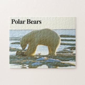 Polar Bear 10 Jigsaw Puzzle