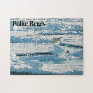 Polar Bear 13 Jigsaw Puzzle
