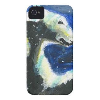 Polar Bear 3 iPhone 4 Case-Mate Cases