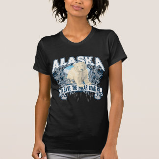 Polar Bear Alaska T-Shirt