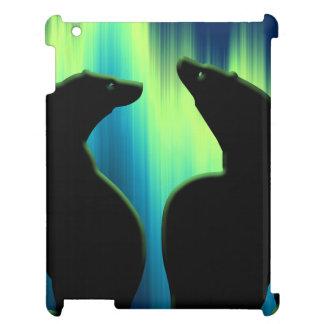 Polar Bear Art iPad Case Bear Art iPad Case