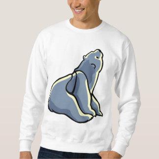 Polar Bear Art T-shirt Unisex Polar Bear Shirt