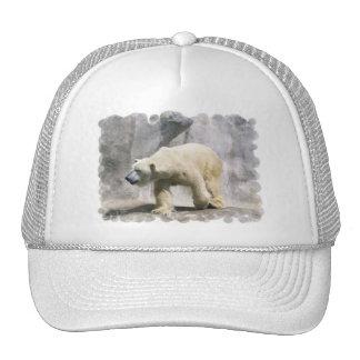 Polar Bear  Baseball Hat