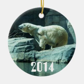 Polar Bear: Berlin Christmas Ornament