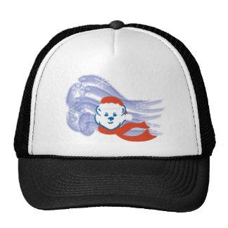 Polar Bear Cap