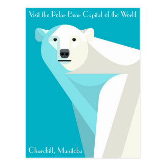 Polar Bear Capital Postcard