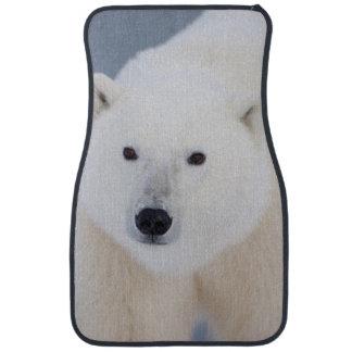 Polar Bear Car Mat