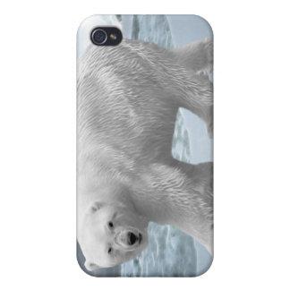 Polar Bear Cases For iPhone 4