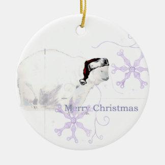 Polar Bear Christmas Christmas Ornaments
