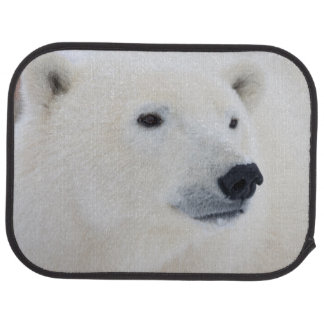 Polar Bear Churchill Car Mat
