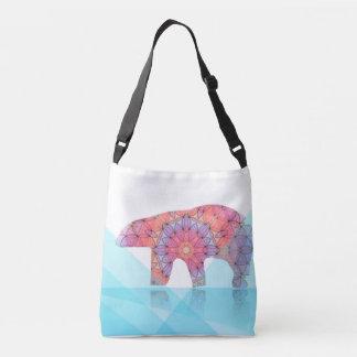 Polar Bear Crossbody Bag