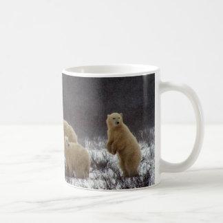 Polar bear cup