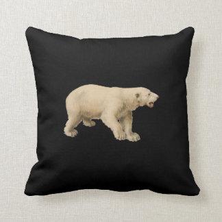 Polar bear cushion - the feeling of the North