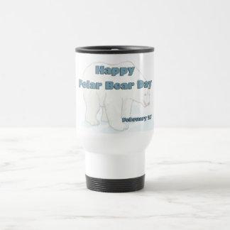 Polar Bear Day February 27 Coffee Mug